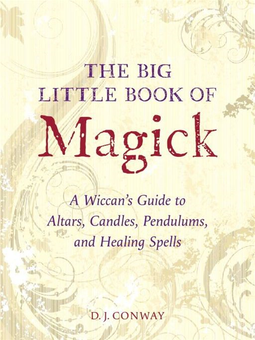 The Big Little Book of Magick By: D.J. Conway