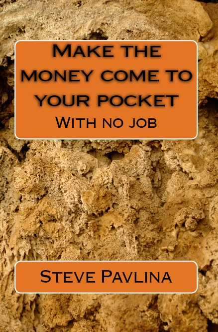Make the money come to your pocket with no job
