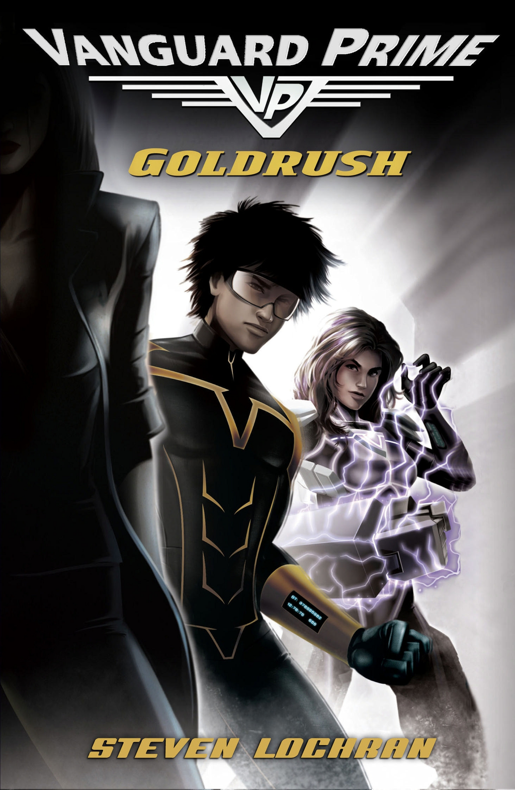 Goldrush: Vanguard Prime Book 1