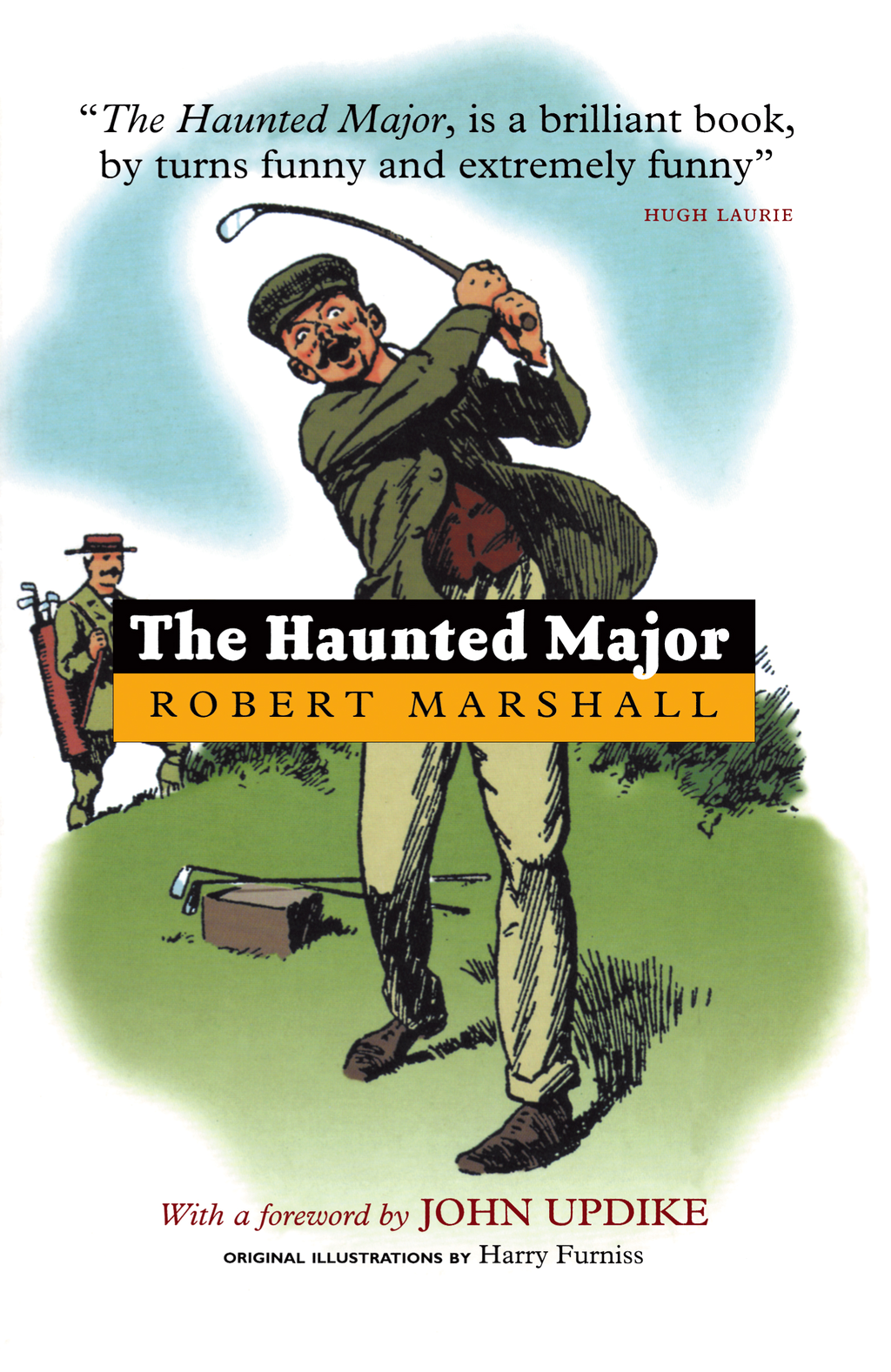 The Haunted Major By: Robert Marshall