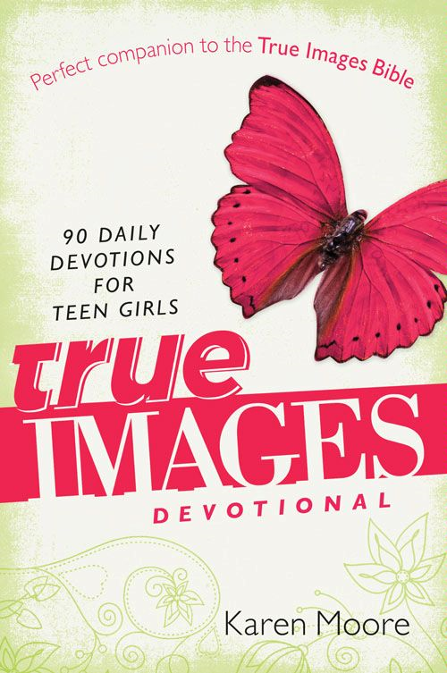 True Images Devotional By: Zondervan