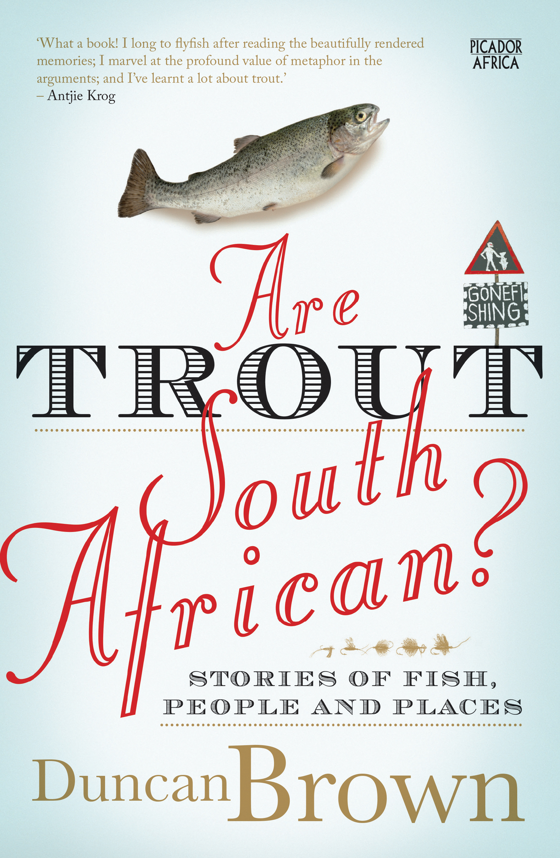 Are Trout South African