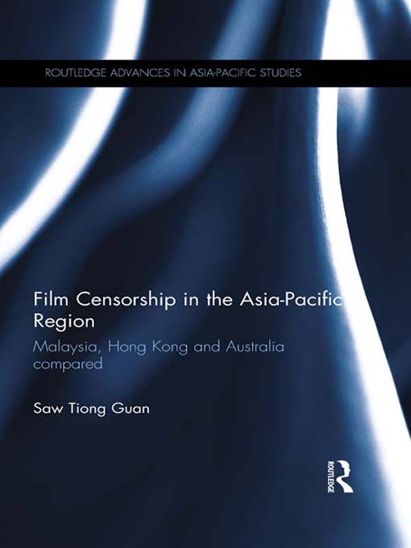 Film Censorship in the Asia-Pacific Region
