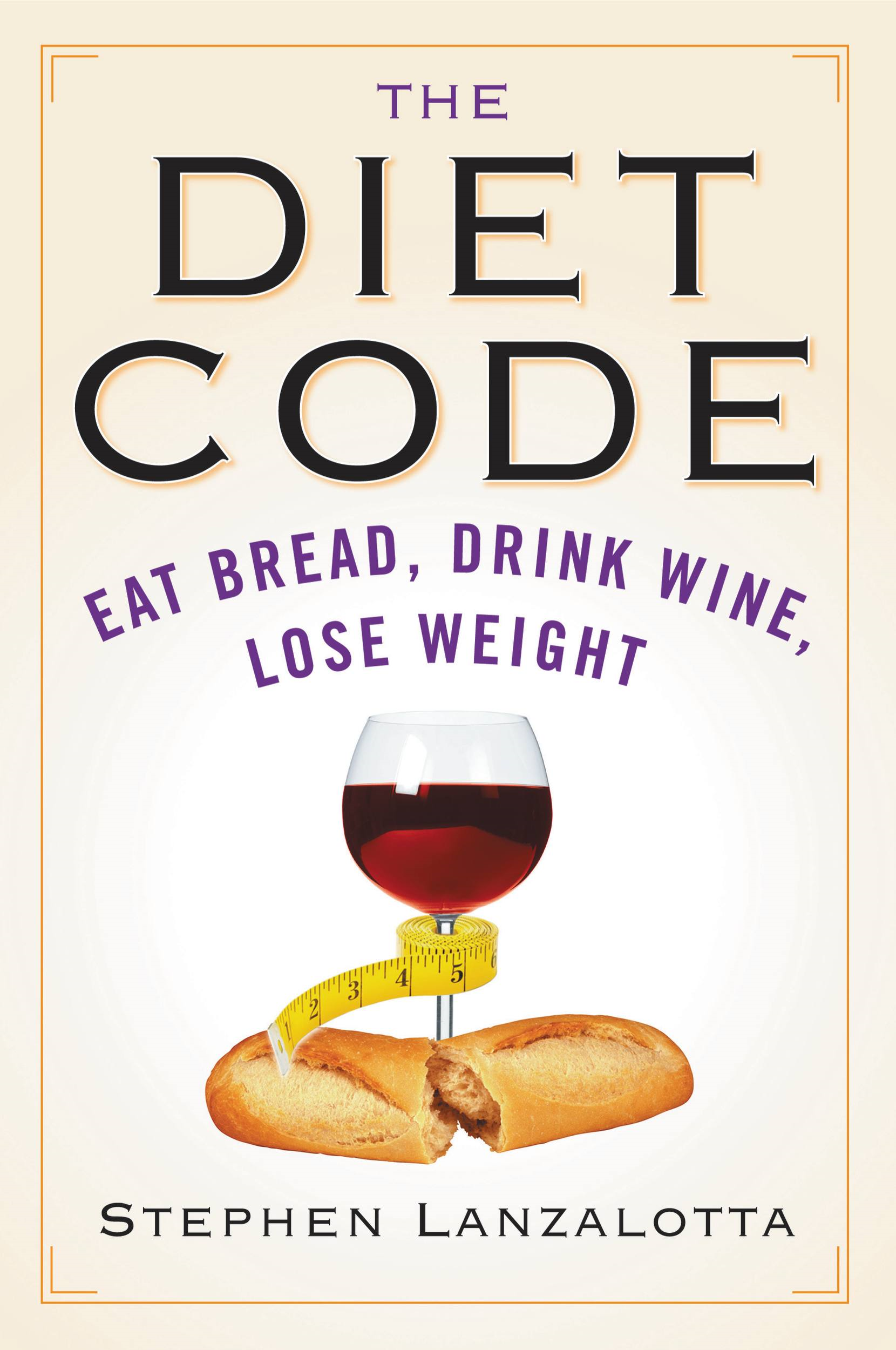 The Diet Code By: Stephen Lanzalotta