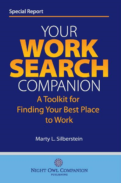 Your Work Search Companion: A Toolkit for Finding Your Best Place to Work