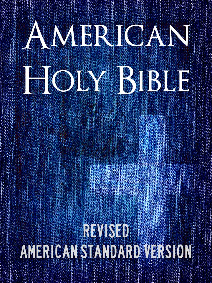AMERICAN HOLY BIBLE: THE REVISED AMERICAN STANDARD EDITION | BIBLE