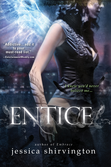 Entice By: Jessica Shirvington