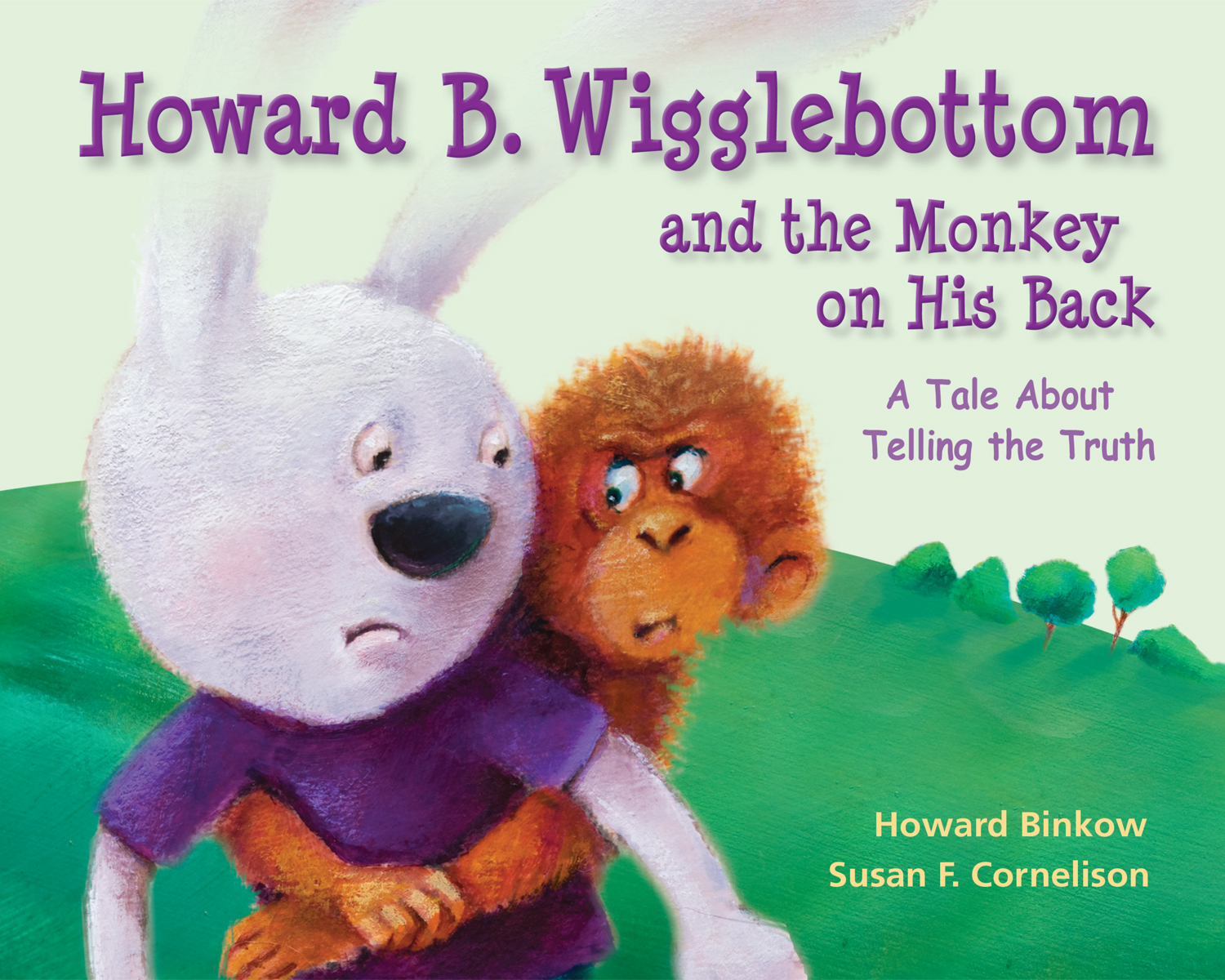 Howard B. Wigglebottom and the Monkey on His Back