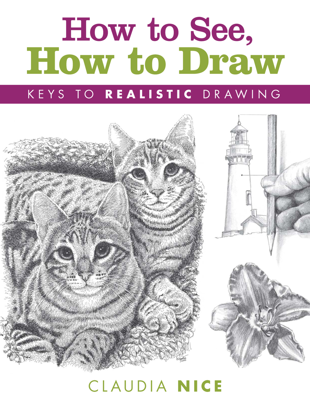 How to See, How to Draw By: Claudia Nice