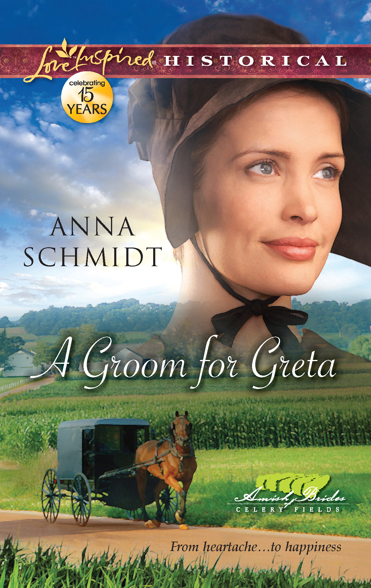 A Groom for Greta By: Anna Schmidt