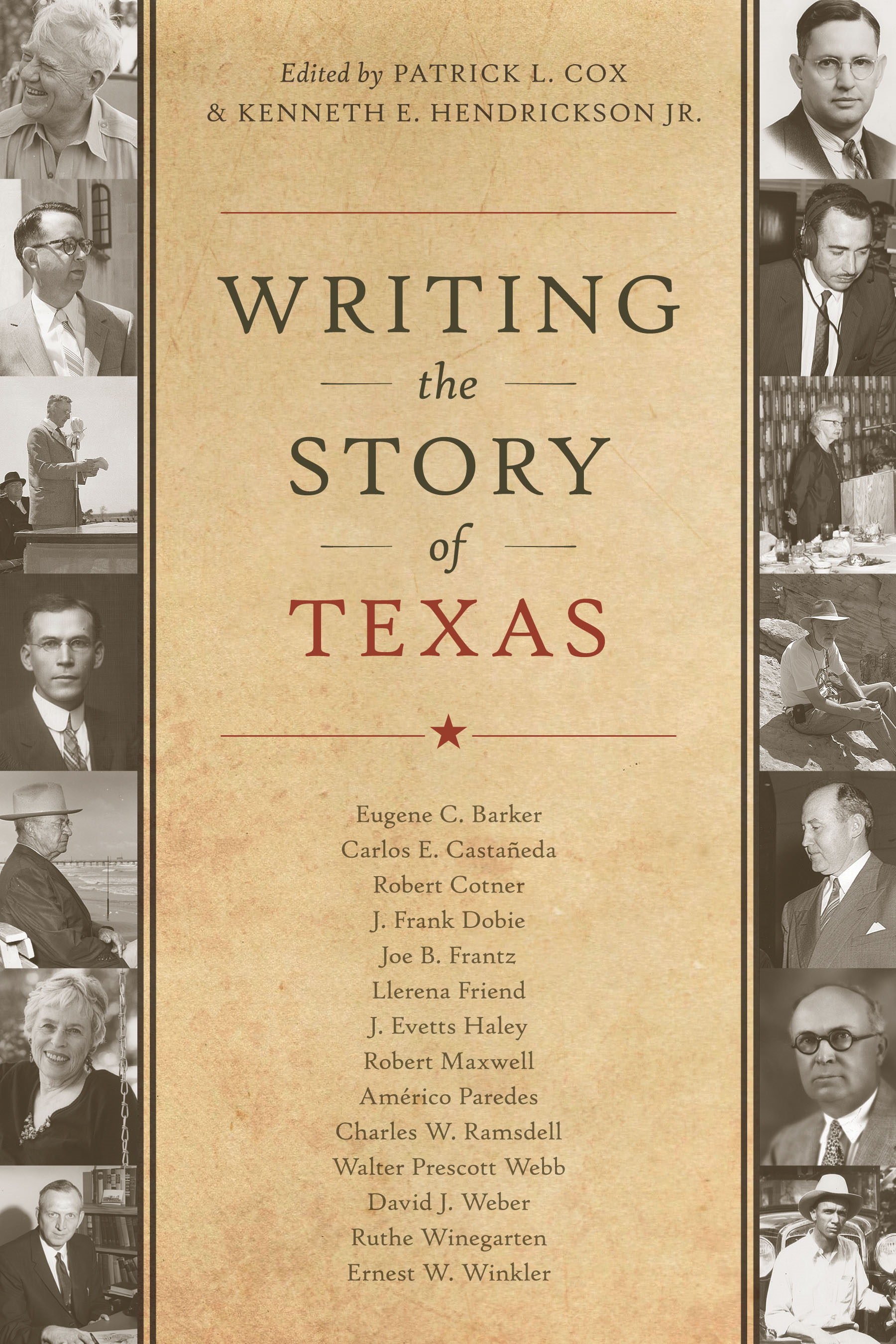 Writing the Story of Texas