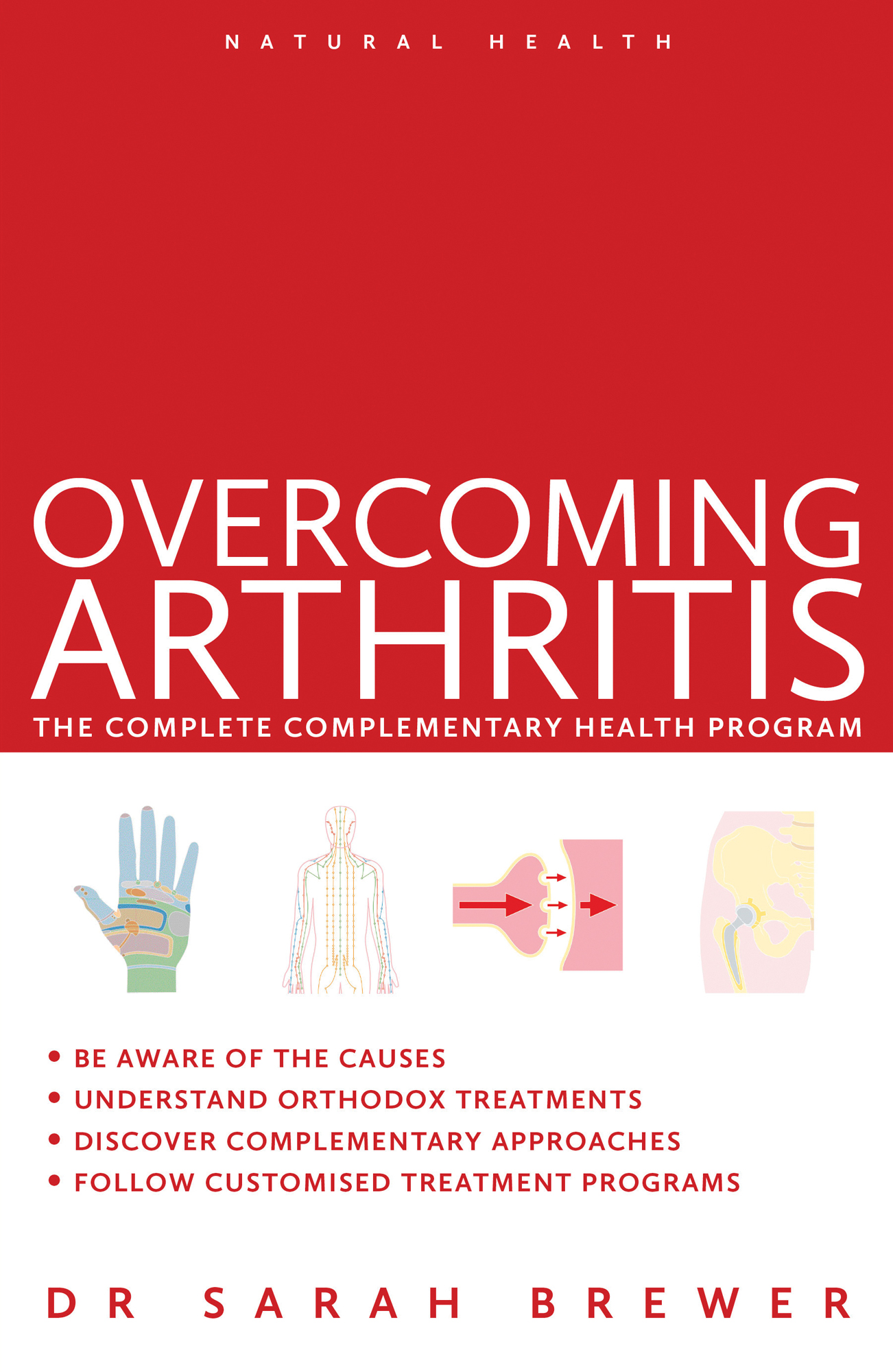 Overcoming Arthritis:The Complete Complementary Health Program