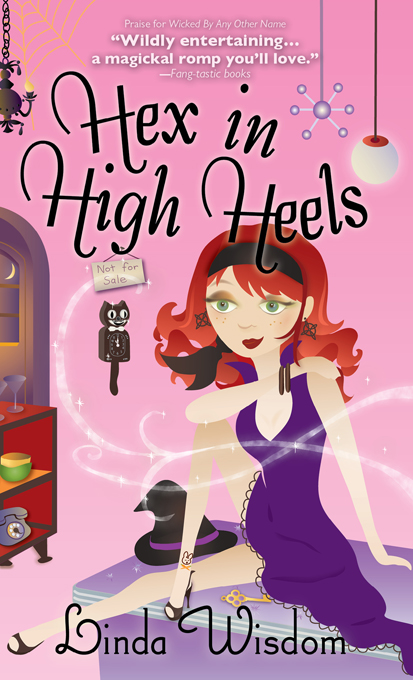 Hex in High Heels