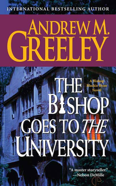 Book Cover: The Bishop Goes to the University