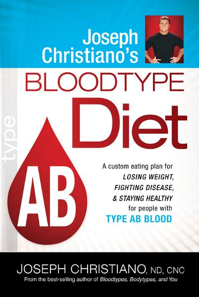 Joseph Christiano's Bloodtype Diet AB
