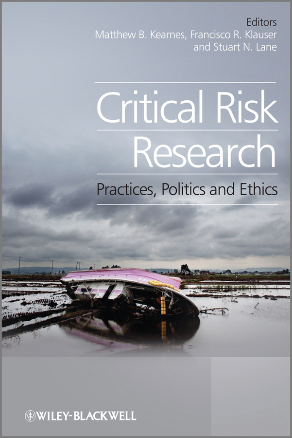 Critical Risk Research By: