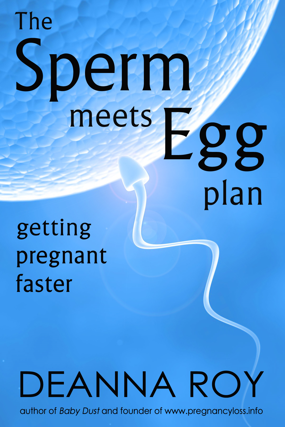 The Sperm Meets Egg Plan: Getting Pregnant Faster By: Deanna Roy