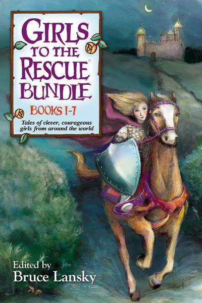 Girls to the Rescue Bundle:  Books #1-7 By: