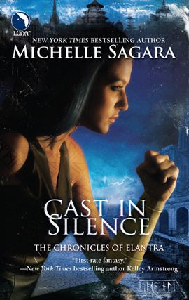Cast in Silence By: Michelle Sagara