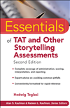Essentials Of Tat And Other Storytelling Assessments: