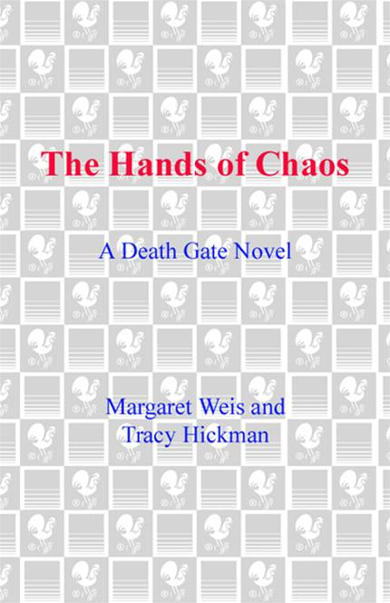 The Hand of Chaos By: Margaret Weis,Tracy Hickman