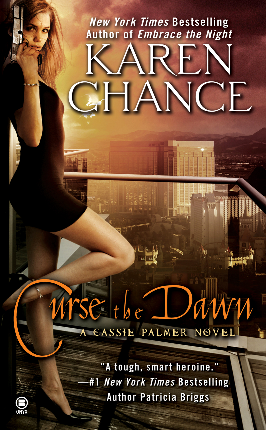 Curse the Dawn By: Karen Chance