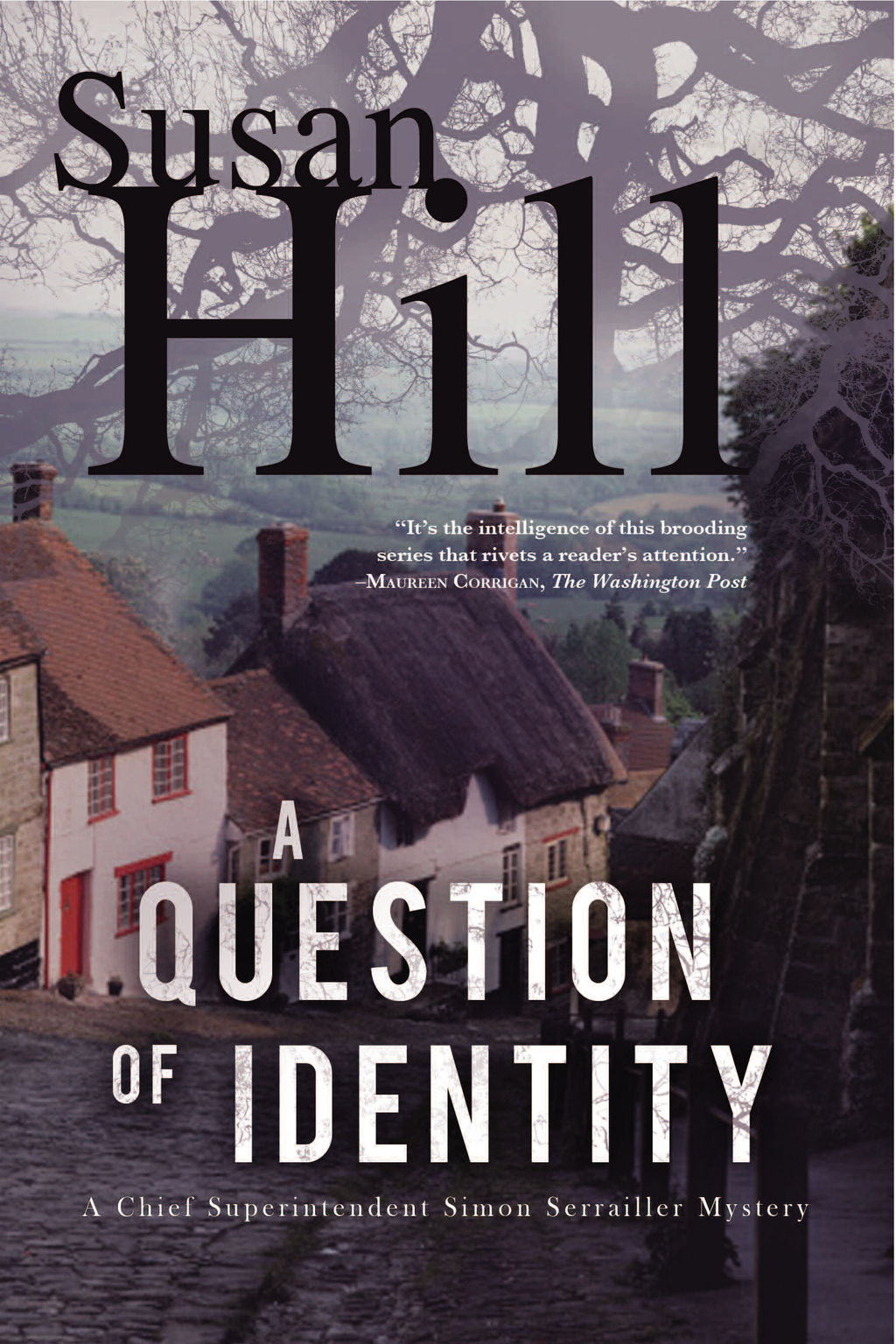 A Question of Identity: A Simon Serrailler Mystery By: Susan Hill