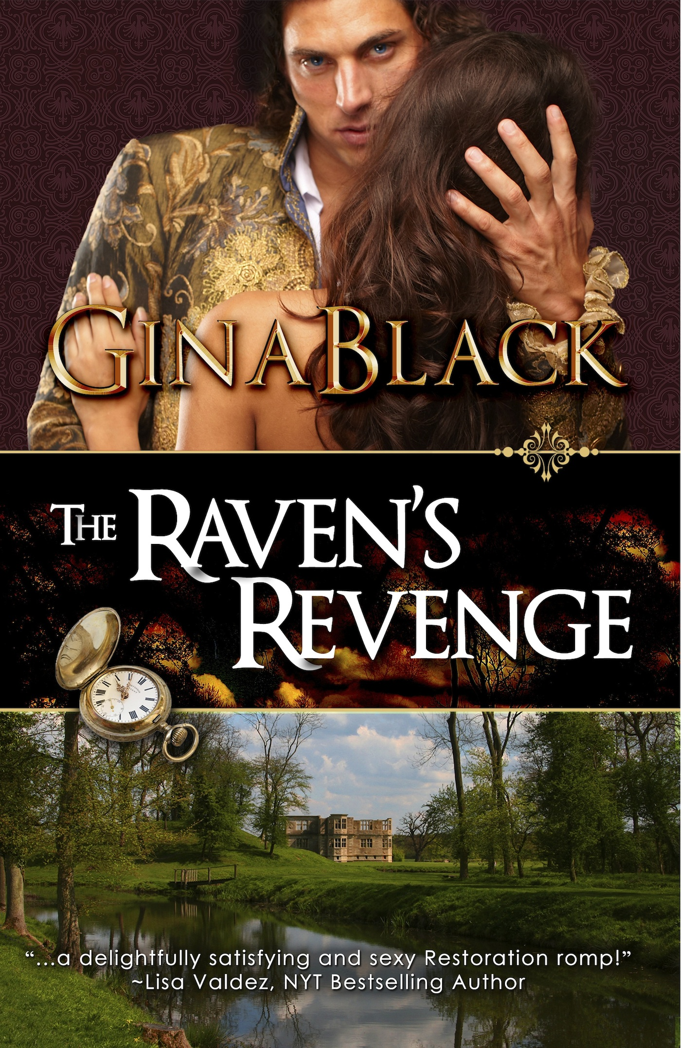 The Raven's Revenge By: Gina Black