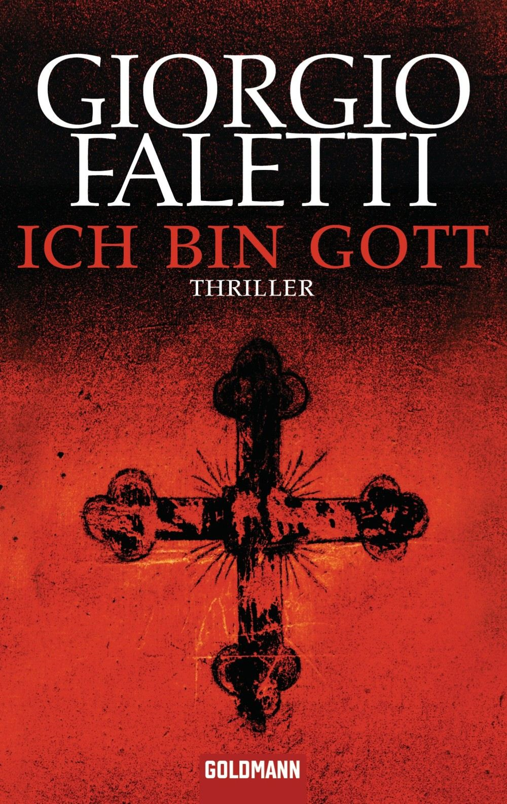 download ıch bin gott: thriller book