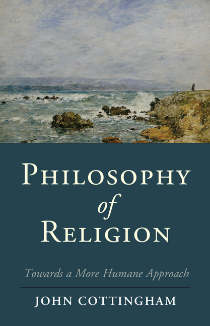 Philosophy of Religion Towards a More Humane Approach