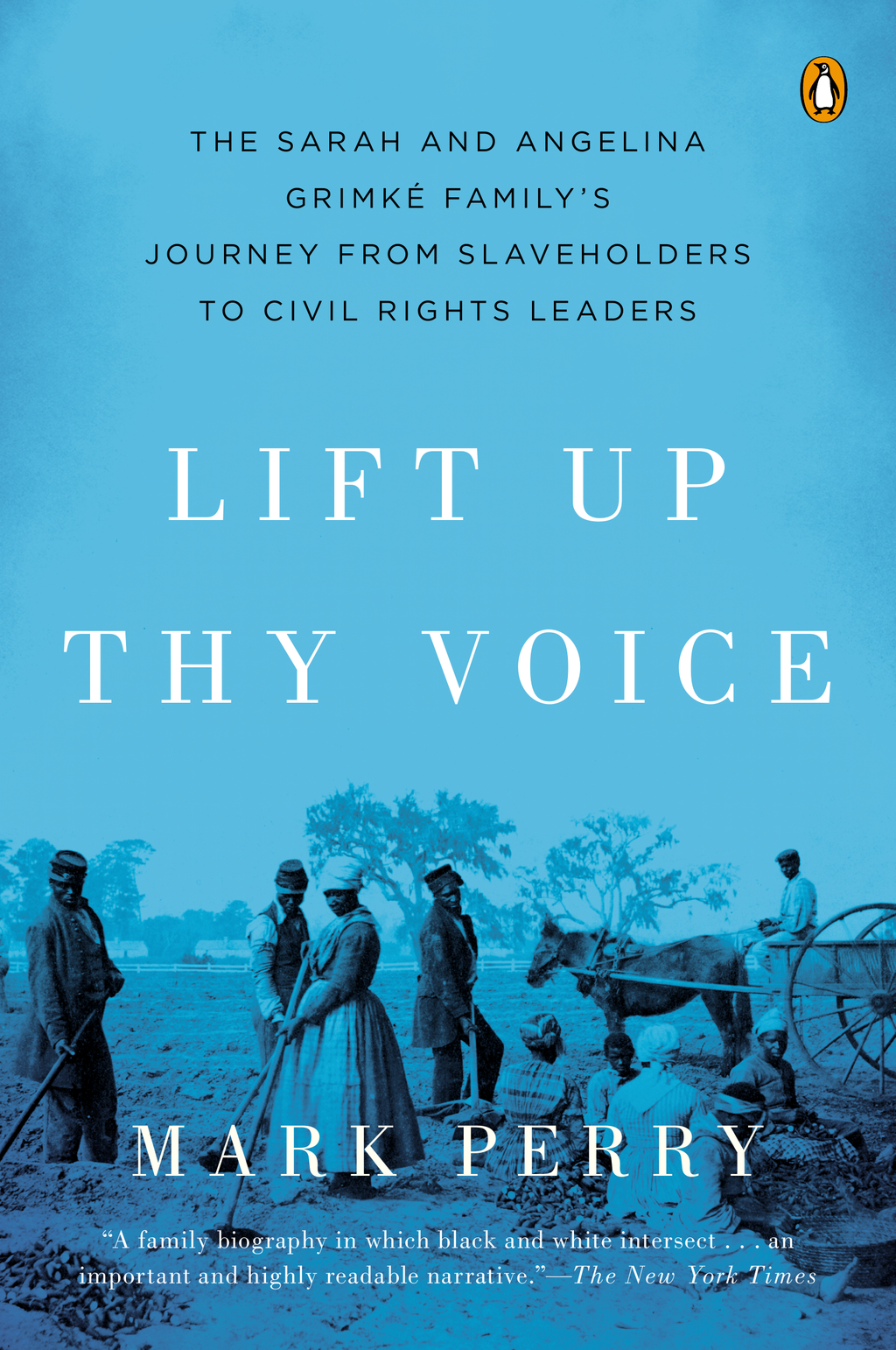 Lift Up Thy Voice The Sarah and Angelina Grimk� Family's Journey from Slaveholders to Civil Rights Leaders