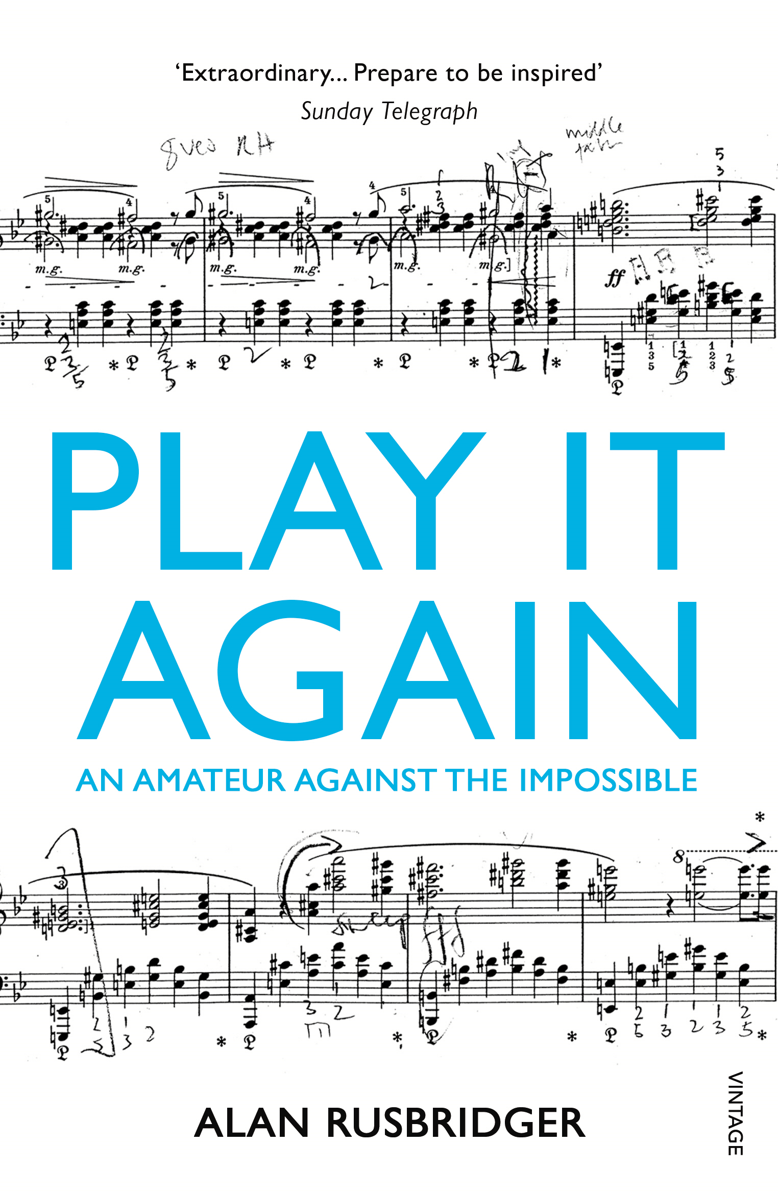 Play It Again An Amateur Against The Impossible