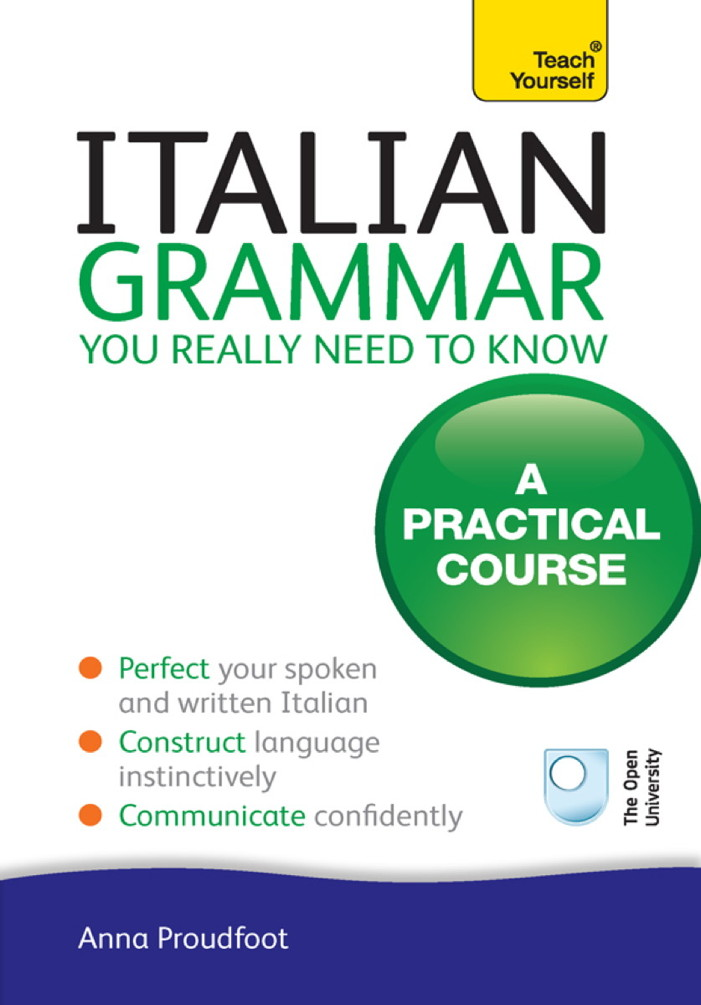 Italian Grammar: Teach Yourself Ebook Epub