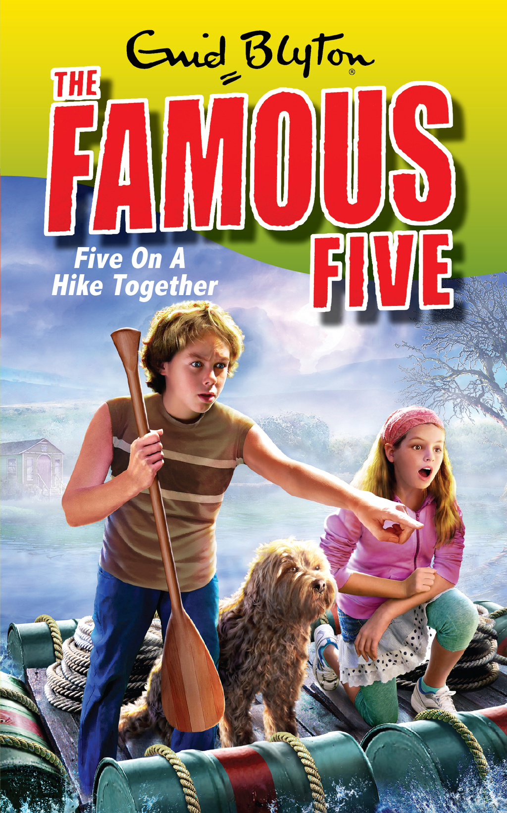 Famous Five 10: Five On A Hike Together