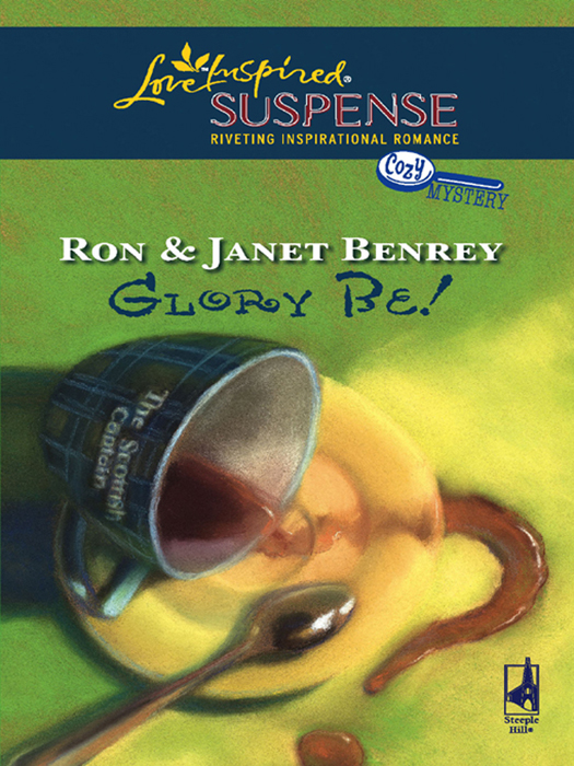 Glory Be! (Mills & Boon Love Inspired Suspense) (Cozy Mystery - Book 1)