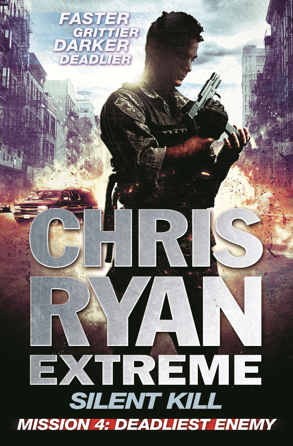 Silent Kill Mission 4 Chris Ryan Extreme Series 4
