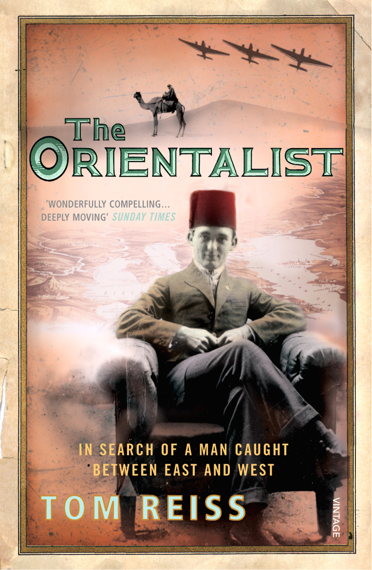 The Orientalist In Search of a Man caught between East and West