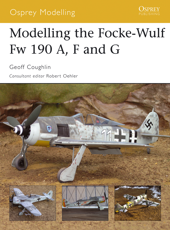 Modelling the Focke-Wulf Fw 190A,  F and G