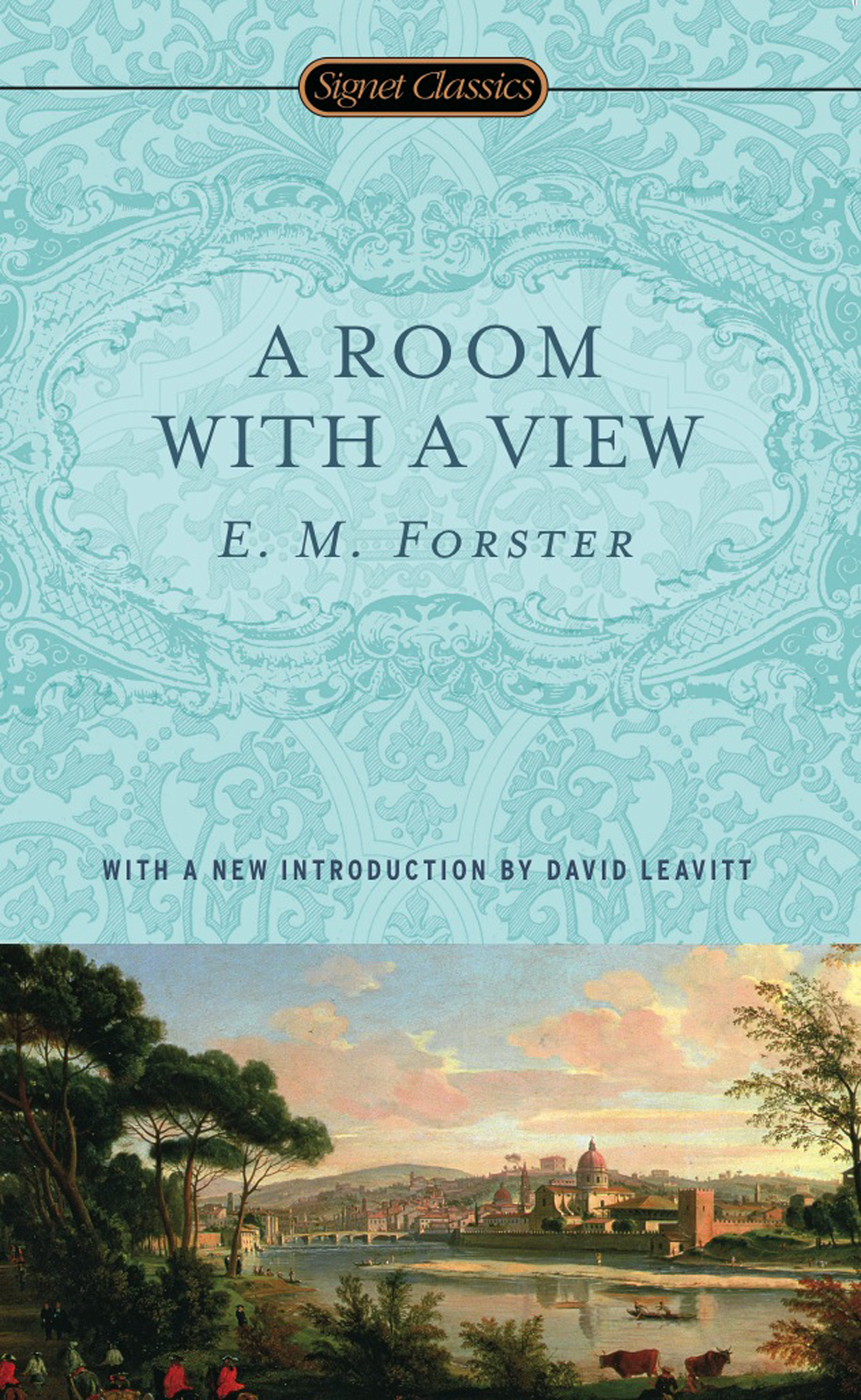 the choice between society and love in a room with a view by e d forster