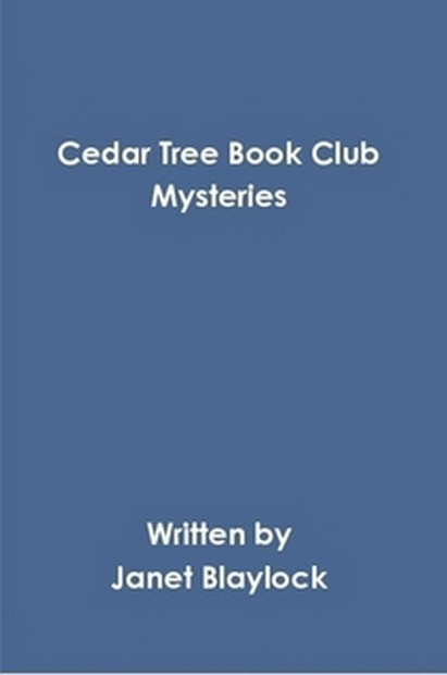 Cedar Tree Mysteries Book Club