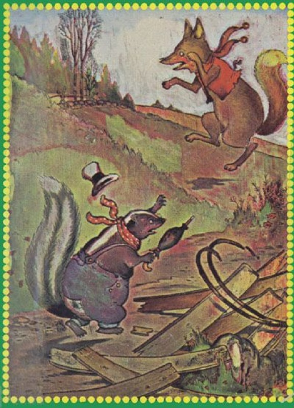 The Adventures of Jimmy Skunk, Illustrated By: Thornton W. Burgess,Harrison Cady