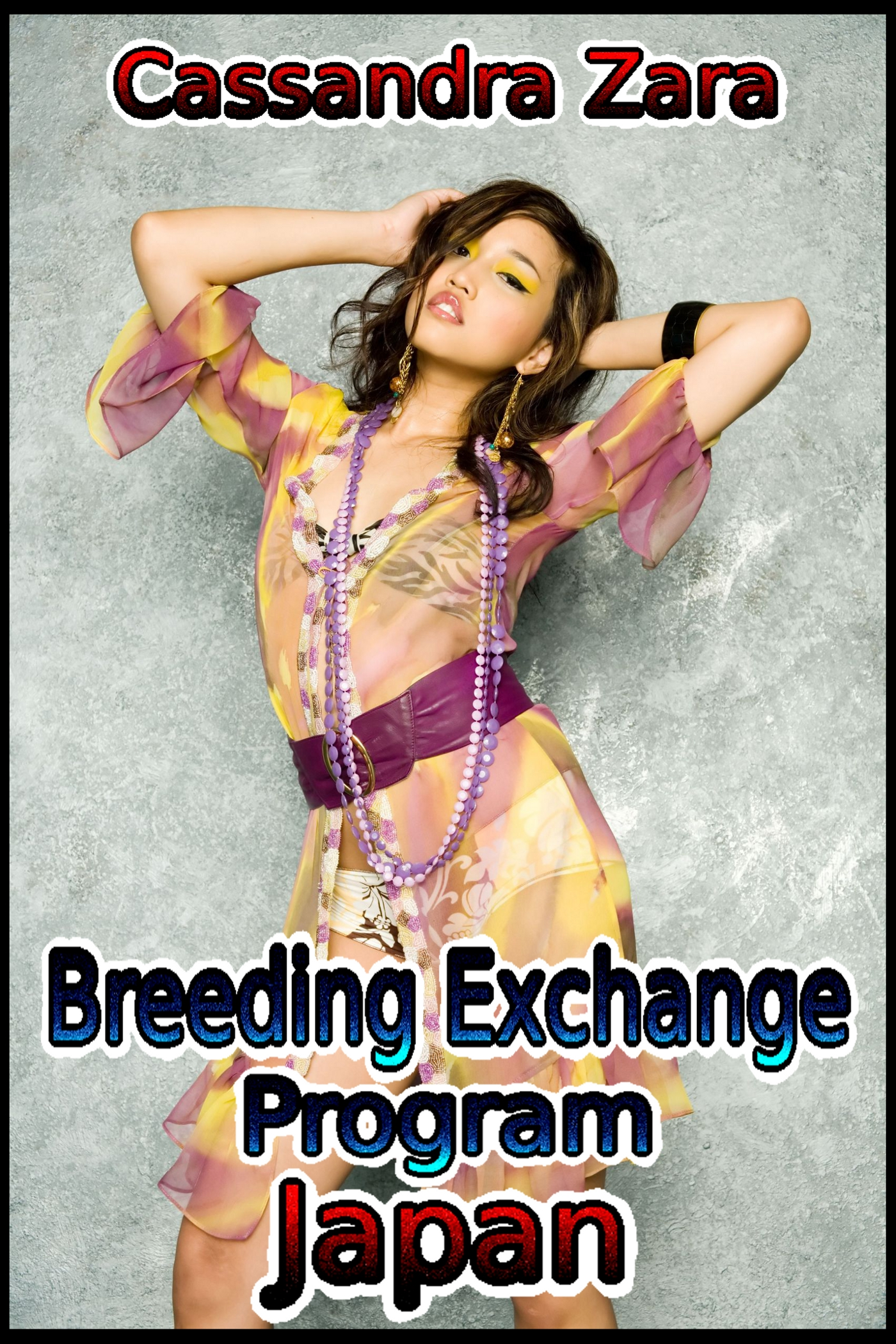 Breeding Exchange Program: Japan (creampie, impregnation, foreign)