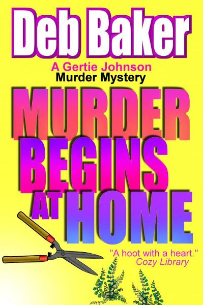 Murder Begins at Home (A Novella)