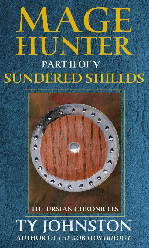 Mage Hunter: Sundered Shields