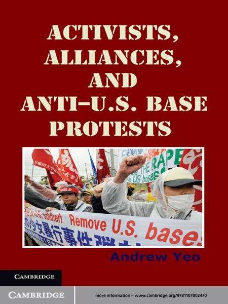 download Activists, Alliances, and Anti-U.S. Base Protests book