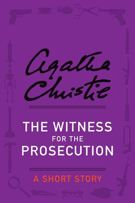 Book Cover: The Witness for the Prosecution