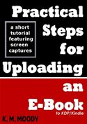 online magazine -  Practical Steps for Uploading an E-Book to KDP/Kindle