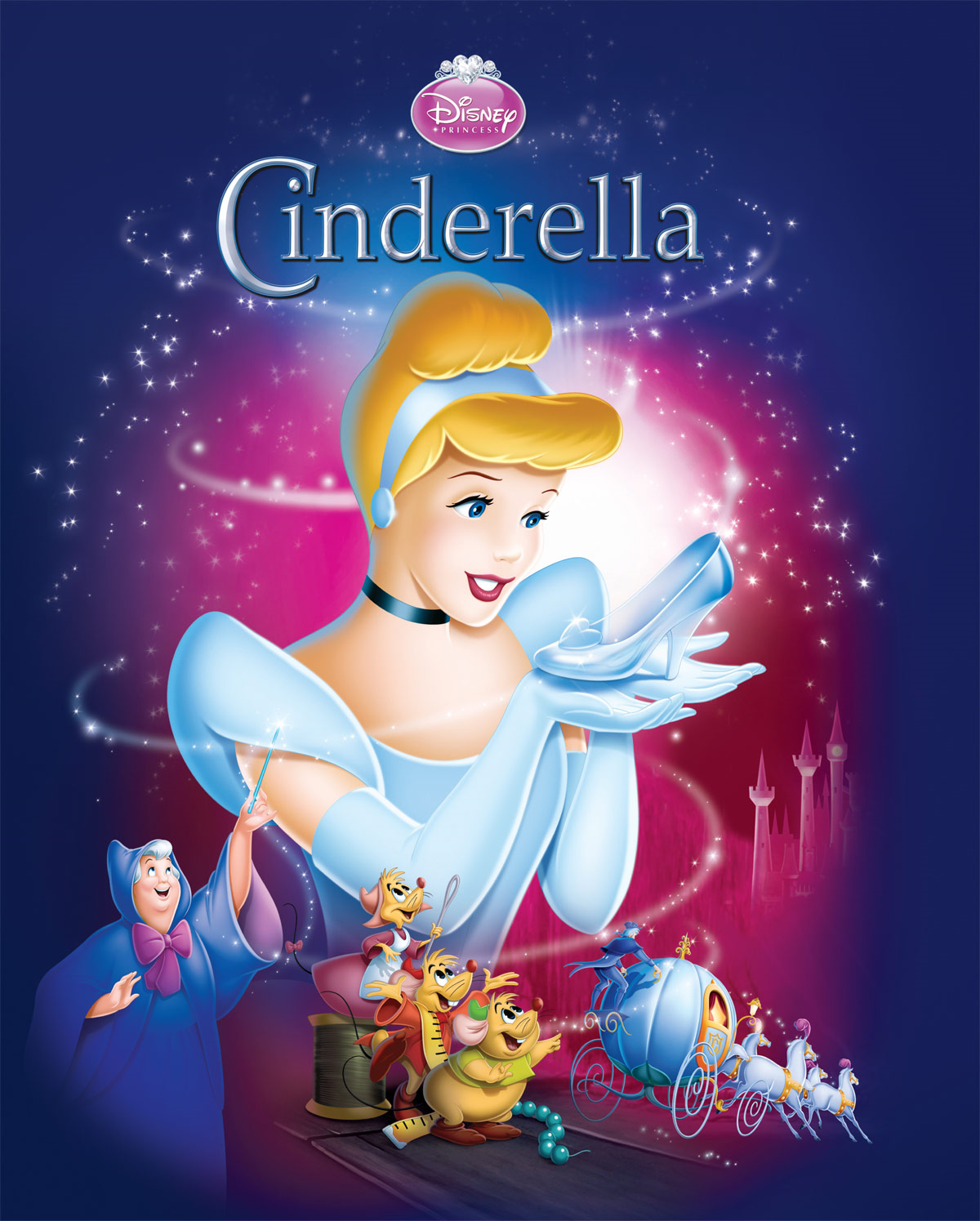 Cinderella Movie Storybook By: Disney Book Group