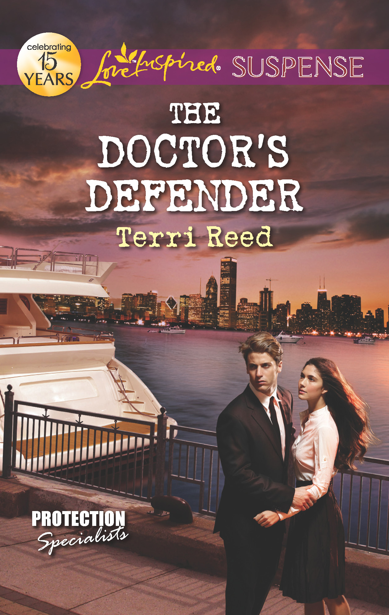 The Doctor's Defender By: Terri Reed