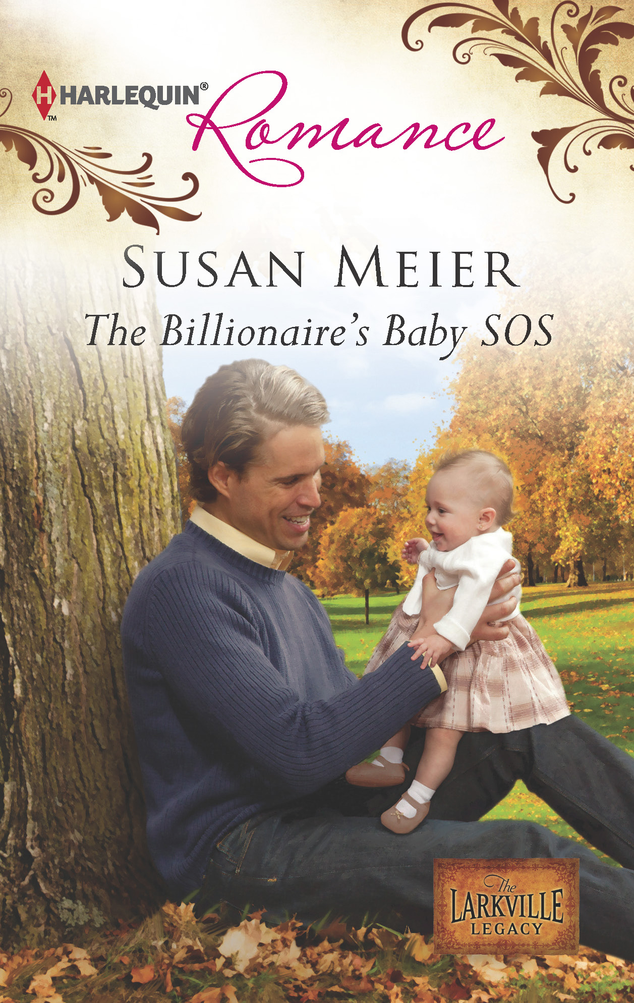 The Billionaire's Baby SOS By: Susan Meier